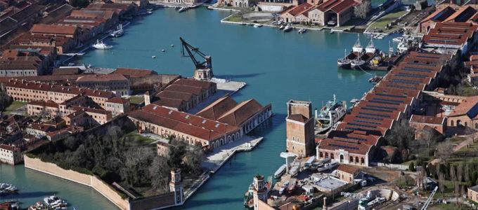 La storia dell'Arsenale di Venezia, il più grande cantiere navale del passato