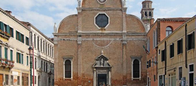 La chiesa dei Carmini, ricca di opere d'arte: con Venezia Arte si potranno apprezzare al meglio