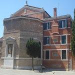 Saint Paul's Church in Venice