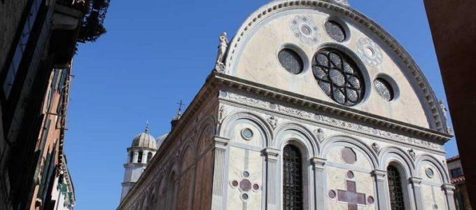 visita la chiesa dei Miracoli con Venezia Arte