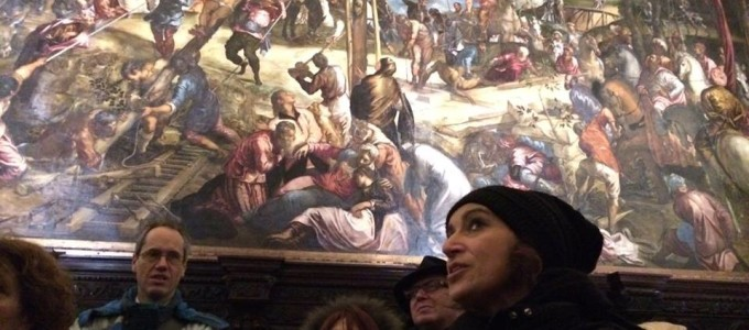 A visit to Saint Roch's Fraternity with Venezia Arte to learn about Venice Cultural Heritage