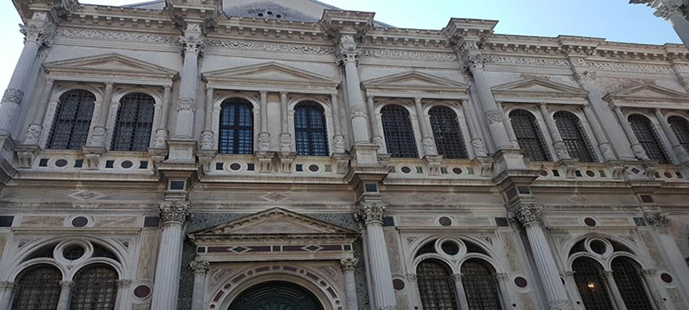 Venice Intangible Heritage Scuola di San Rocco