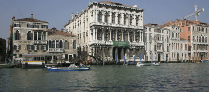 Visit Ca' Rezzonico to discover the glory of Venice in the 18th Century