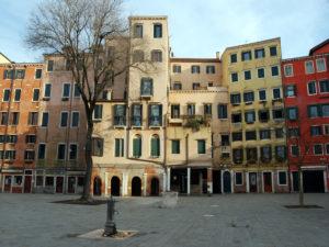 Il Ghetto ebraico di Venezia