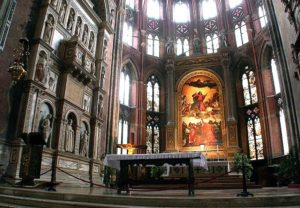 Scoprite i capolavori della Basilica dei Frari con Venezia Arte