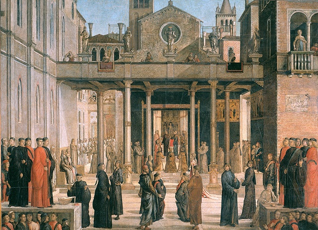 La Chiesa di San Giovanni Evangelista