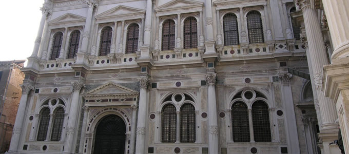 Visitate con Venezia Arte la Scuola Grande di San Rocco con i quadri del Tintoretto