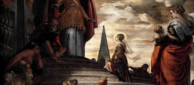 Scoprite le opere di Jacopo Tintoretto con le guide di Venezi arte