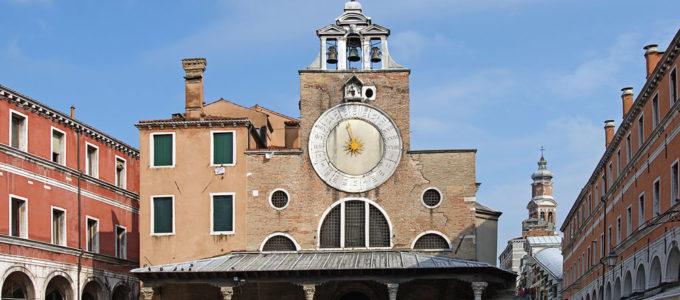 Chiesa di San Giacometo Venezia